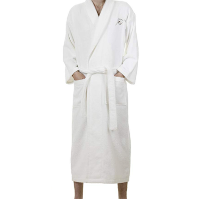 Whisper Organics Certified Organic Cotton Unisex Bathrobe
