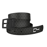 C4 Belt Classic Equestrian Bits Pieces Pattern Airport Friendly Security Comfort Unique Cool Fashion Casual Vegan Waterproof Easy Clean Active Use Ski Snowboard Gold Surf Sail Travel Recyclable Thermoplastic Gift Him Her Lifetime Guarantee
