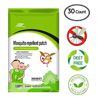 Aliza Naturals Mosquito Repellent Patch Kid Adult Perfect Outdoor Camping Holiday Vacation Travel Summer Spring Fall Barbeque Count Insect Bug Convenient Easy Protection Effective Non-toxic DEET Free