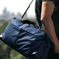 PAKT offers ethical travel bags