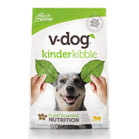 V-dog Vegan Dry Dog Food Pooch tested and planet approved Vegan-friendly, human grade ingredients, plant-based formula kibble