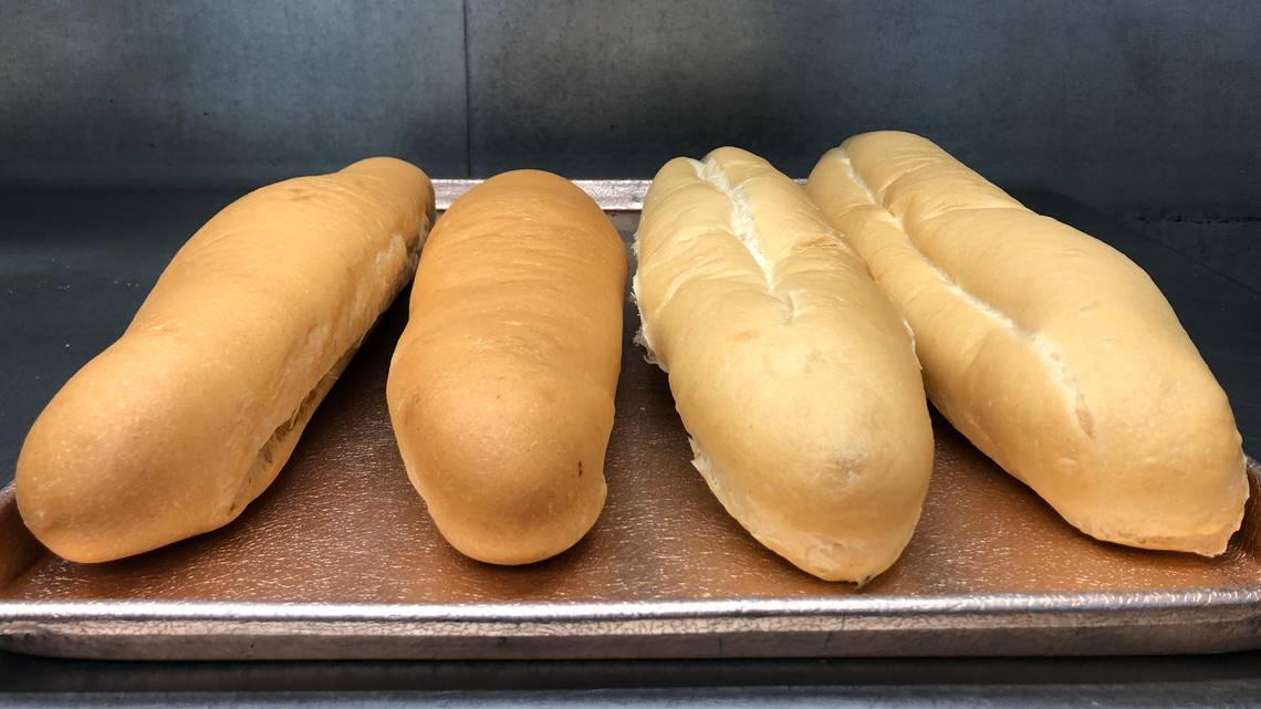 Vicky Bakery makes vegan Cuban bread